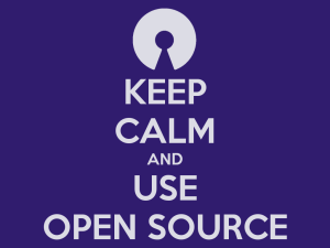 keep calm open source